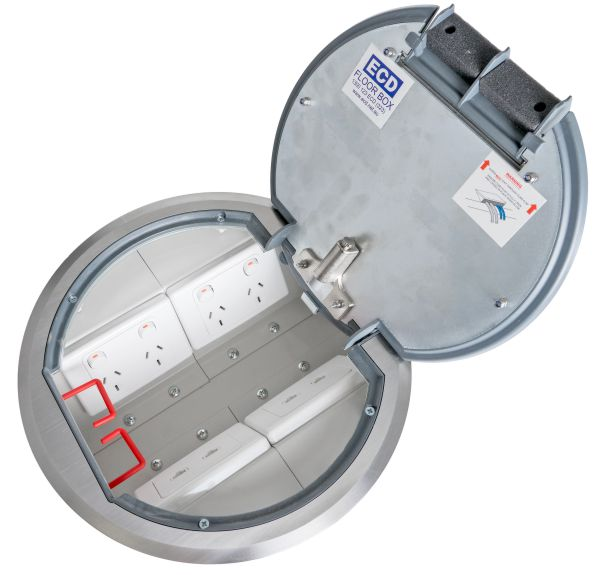 Fb5sr Ecd Electric Cable Duct Systems